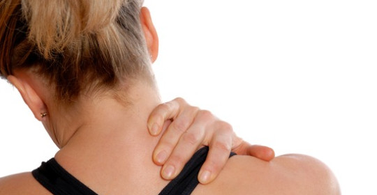 IF YOU HAVE NECK PAIN, CAN YOU ANSWER ONE QUESTION?